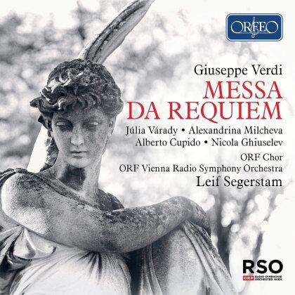 ORF Chor, Giuseppe Verdi (1813-1901), Leif Segerstam, Julia Varady, Alexandrina Milcheva, … - Messa Da Requiem (2 CDs)