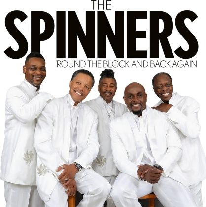 Spinners - Round The Block And Back Again (Digipack)