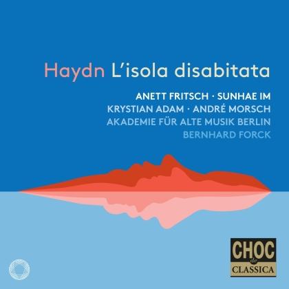 Akademie für Alte Musik Berlin & Joseph Haydn (1732-1809) - L'isola disabitata