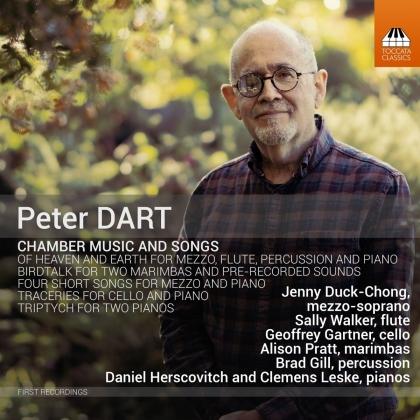 Peter Dart, Jenny Duck-Chong, Sally Walker, Geoffrey Gartner, Brad Gill, … - Chamber Music And Songs