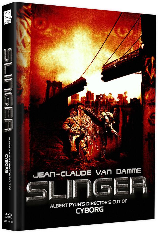 Slinger (1989) (Cover I, + Bonusfilm, Edizione Limitata, Mediabook, Blu-ray + DVD)