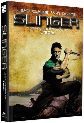 Slinger (1989) (Cover D, + Bonusfilm, Limited Edition, Mediabook, Blu-ray + DVD)