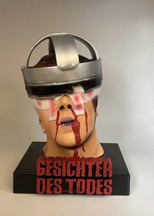 Gesichter des Todes (1978) (mit Figur, Limited Edition, Blu-ray + DVD)