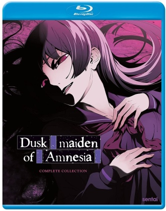 Dusk Maiden Of Amnesia - Complete Collection (2 Blu-rays)