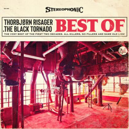 Thorbjorn Risager & Black Tornado - Best Of Thorbjorn Risager & The Black Tornado