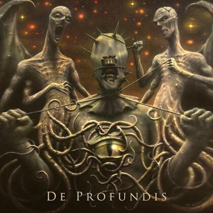 Vader - De Profundis (2021 Reissue, Nuclear Blast, Digipack, Remastered)