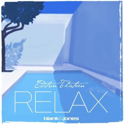 Blank & Jones - Relax Edition 13 (Edizione Limitata, 2 CD)