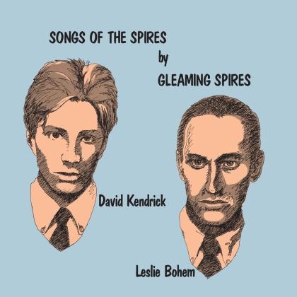 Gleaming Spires - Songs Of The Spires (2021 Reissue, Omnivore Recordings)