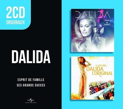 Dalida - Esprit De Famille / Ses Grands Succes (2 CDs)