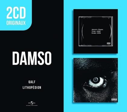 Damso - Qualf / Lithopedion (2 CDs)
