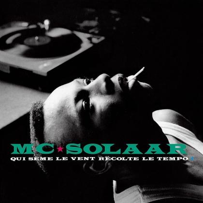 MC Solaar - Qui Sème Le Vent Récolte Le Tempo (2021 Reissue, LP)