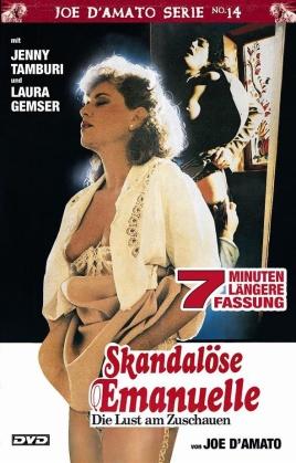 Skandalöse Emanuelle - Die Lust am Zuschauen (1986) (Grosse Hartbox, Joe D'Amato Serie, Edizione Limitata, Versione Rimasterizzata)