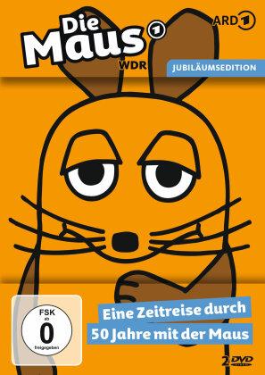 Die Maus - Eine Zeitreise durch 50 Jahre mit der Maus (Edition anniversaire, 2 DVD)