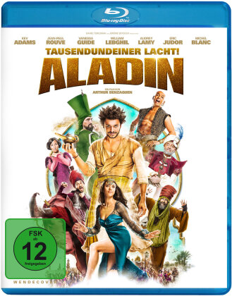 Aladin - Tausendundeiner lacht (2015)