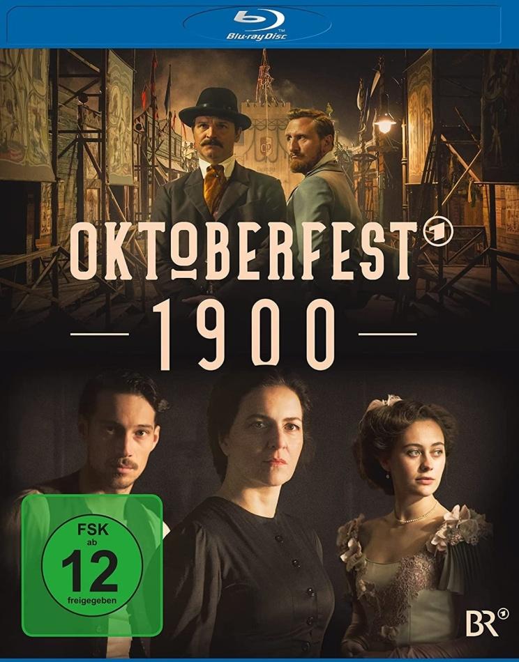 Oktoberfest 1900 (2 Blu-rays)