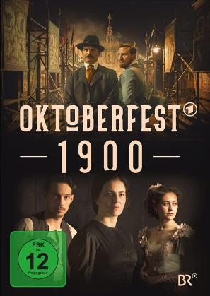 Oktoberfest 1900 - Mini-Serie (2 DVDs)