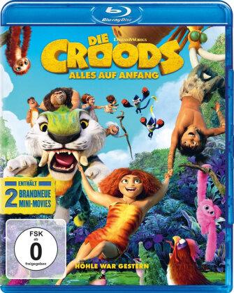 Die Croods 2 - Alles auf Anfang (2020)
