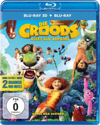 Die Croods 2 - Alles auf Anfang (2020) (Blu-ray 3D + Blu-ray)