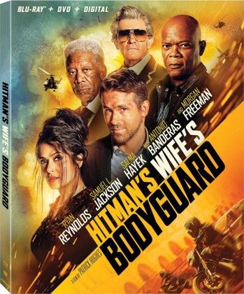 Hitman's Wife's Bodyguard (2021) (Blu-ray + DVD)