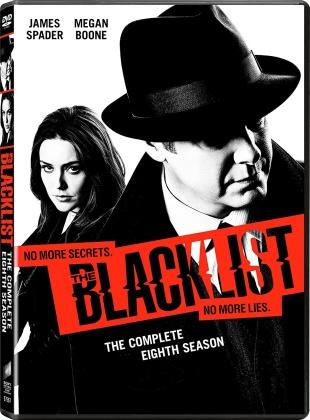 The Blacklist - Season 8 (5 DVDs)