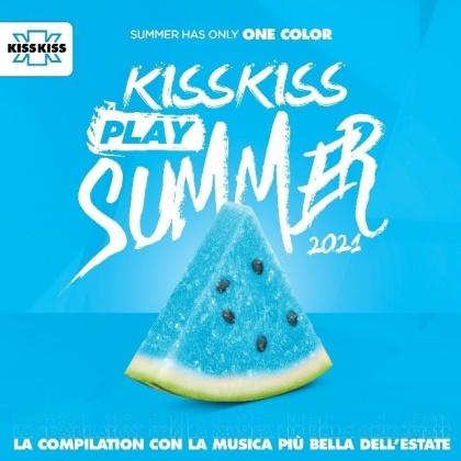 Kiss Kiss Play Summer 2021 (2 CDs)