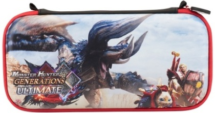 """Switch & Switch Lite Monster Hunter Bag """"Ultimate"""""""