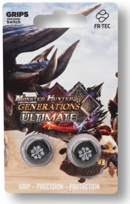 """Switch & Switch Lite Monster Hunter Grips """"Ultimate"""""""