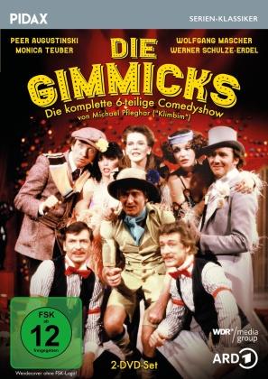 Die Gimmicks - Die komplette 6-teilige Comedyshow (Pidax Serien-Klassiker, 2 DVDs)