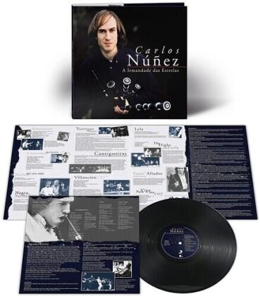 Carlos Nunez - A Irmandade Das Estrelas (2021 Reissue, LP)