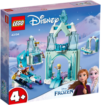 Annas und Elsas Wintermärchen - Lego Disney Princess,