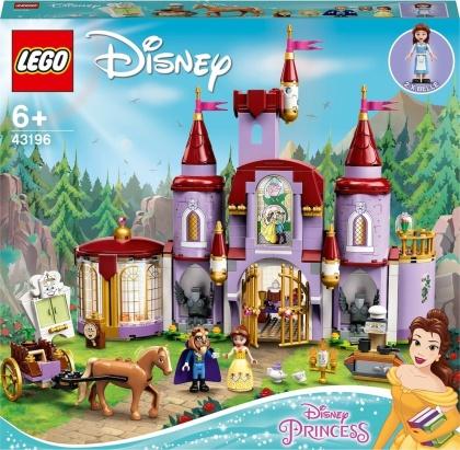 Belles Schloss - Lego Disney Princess,