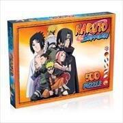 Puzzle Naruto Shippuden 500 Teile
