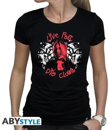 Suicide Squad 2: Harley Quinn - T-Shirt Femme