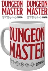 Mug - Donjons et Dragons - Dungeon Master - Subli - 320 ml