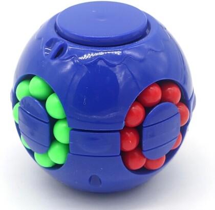 Fidget IQ Puzzle Ball blue