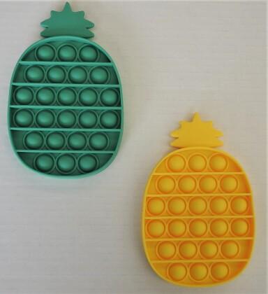 Fidget Push Pop It Bubble Ananas .