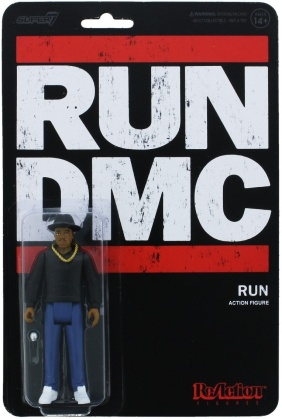 Run Dmc Reaction Figure Wave 1 - Joseph Simmons