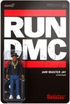 Run Dmc Reaction Figure Wave 1 - Jam Master Jay