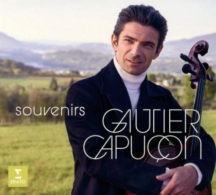 Johann Sebastian Bach (1685-1750), Franz Schubert (1797-1828), Camille Saint-Saëns (1835-1921), + & Gautier Capuçon - Souvenirs (3 CDs)