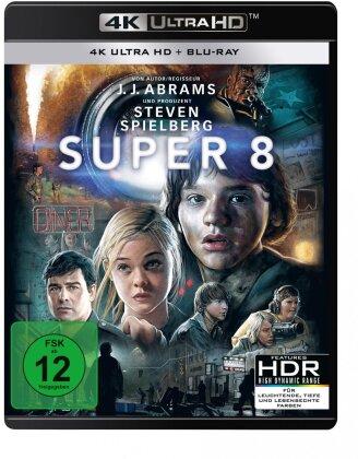 Super 8 (2011) (4K Ultra HD + Blu-ray)