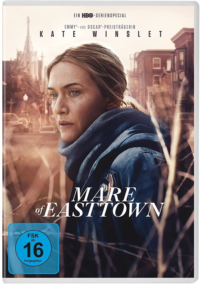 Mare of Easttown - Mini-Serie (2021) (2 DVDs)