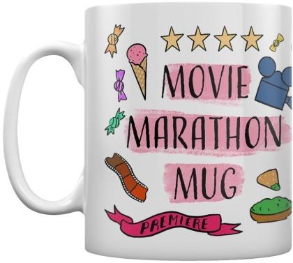 My Movie Marathon Mug