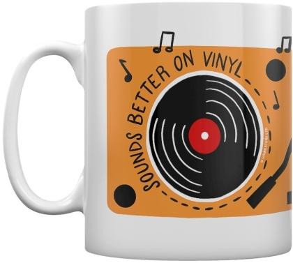 Sounds Better On Vinyl - Mug