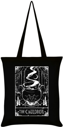 Deadly Tarot: The Cauldron - Tote Bag