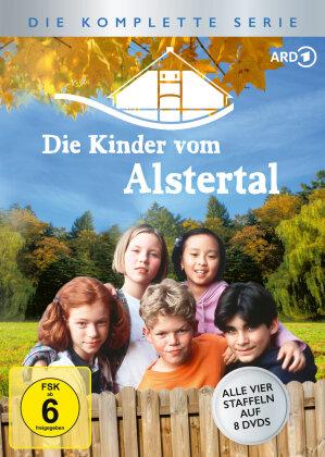 Die Kinder vom Alstertal - Die komplette Serie (8 DVDs)