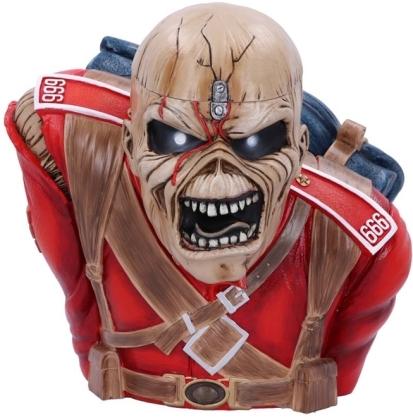 Iron Maiden - Iron Maiden Trooper Bust Box 26.5Cm