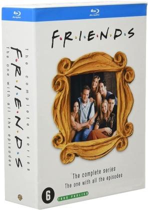 Friends - L'intégrale - Saisons 1-10 (21 Blu-ray)