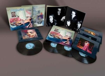 Marillion - Fugazi (2021 Reissue, Deluxe Edition, 4 LPs)