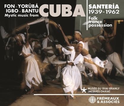 Mystic Music from CUBA - Santeria 1939-62 (3 CDs)