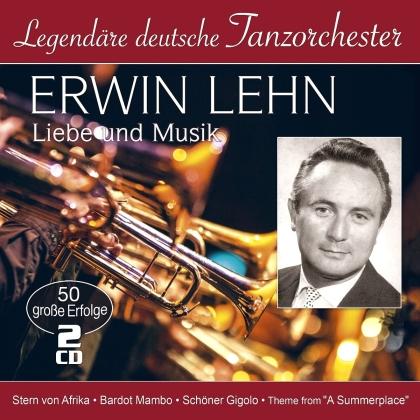 Erwin Lehn - Liebe und Musik - 50 grosse Erfolge (2 CDs)